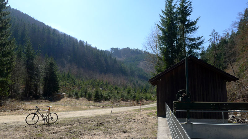 Prandegg, Upper Austria ( 3. April 2011)